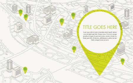 highlight: digital map