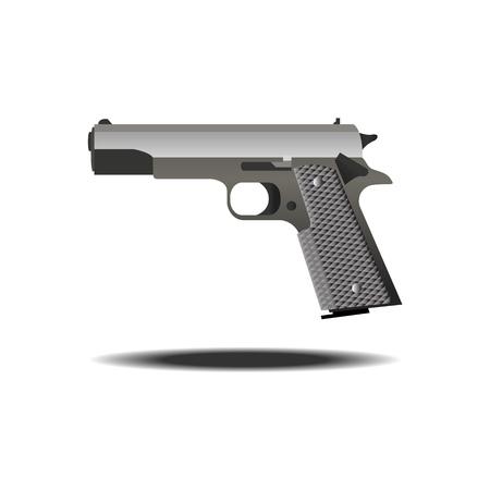 you are fired: Vector,semi-automatic gun