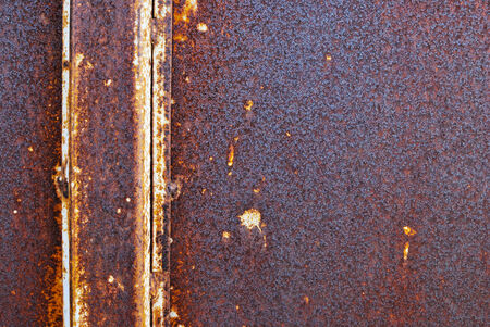 corrode: Metal corrode rusty texture