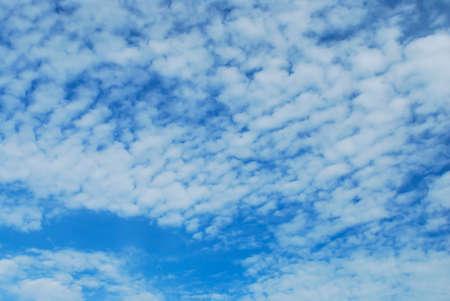 clound: Cloud in blue sky