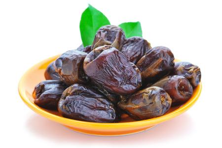Dried dates Stok Fotoğraf