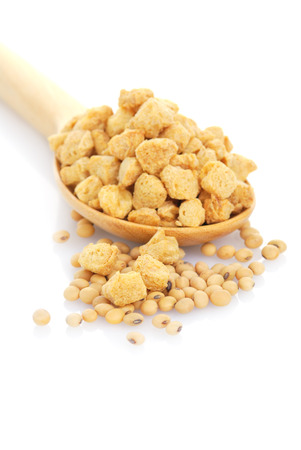Soy protein , Textured Vegetable Protein ,for vegan food