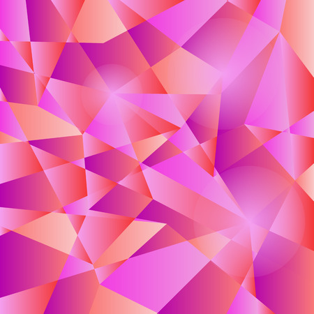 Vector illustration Geometric pattern, triangles background Eps10 Vector