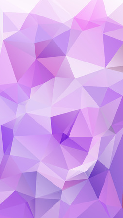 parametric: Purple Color geometric rumpled triangular low poly style vector Background for Smart phone