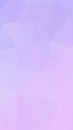 parametric: Pink Purple light Pastel geometric rumpled triangular low poly style vector Background for Smart phone