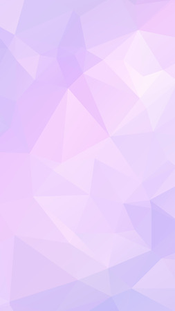 parametric: Pink light Pastel geometric rumpled triangular low poly style vector Background for Smart phone