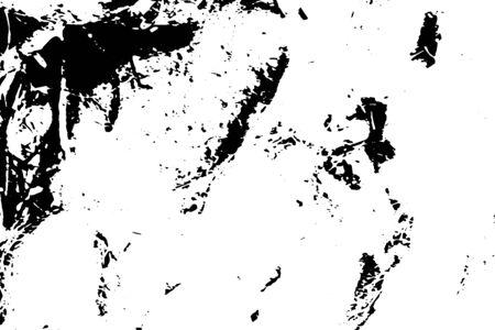 Distress Overlay Small Gravel Texture for your design. Ilustração