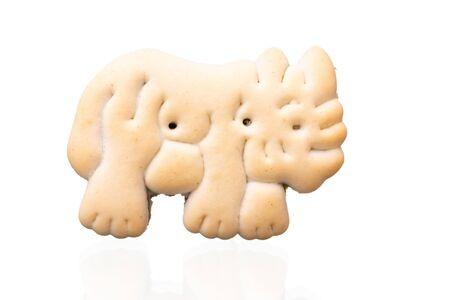 cookies in the form of funny animals, good fun for children
