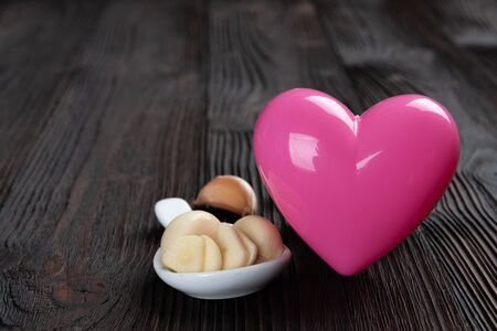 Garlic and Heart health benefits of garlic