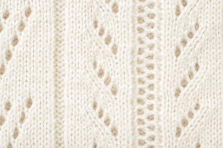 High resolution knitted detail of fabric trico Stock Photo - 8855577