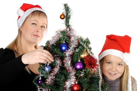 Christmas tree Stock Photo - 16732542