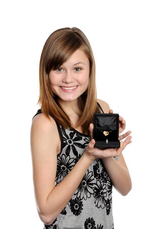 Valentine gift Stock Photo - 17444574