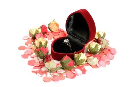 Be my Valentine Stock Photo - 17454138