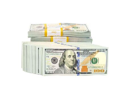 New American 2013 hundred Dollars  , close up shot