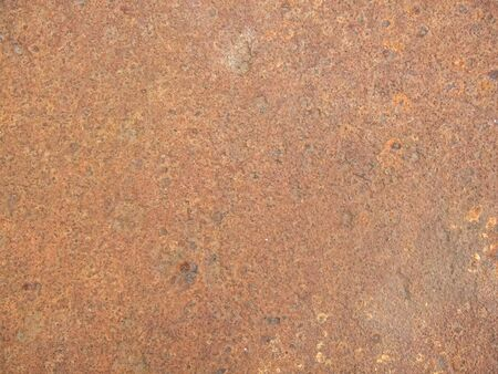 Grunge rusty metal plate texture Stock Photo