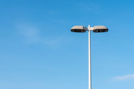lamp post: lamp post Editorial
