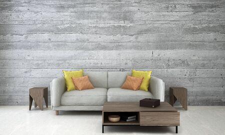 living room: minimal living room