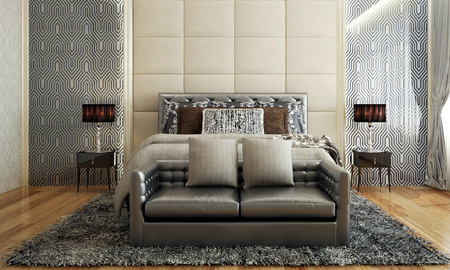 luxury bedroom: Luxury bedroom