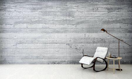 living room: Living room design Stock Photo