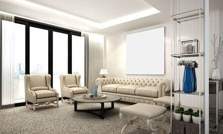 condos: Luxury Living room