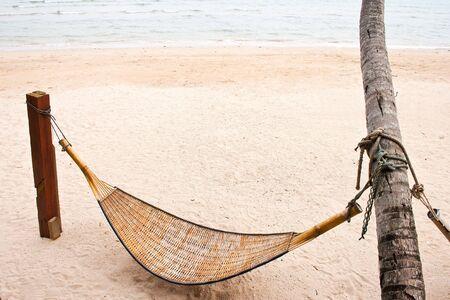 cerulean: Empty beach. Stock Photo