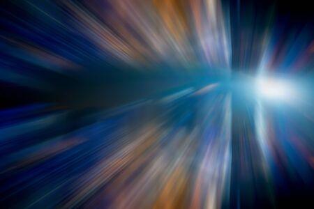 futurist: Abstract sci fi background Stock Photo