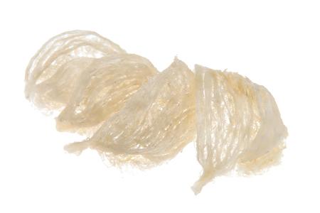 高品質クリスタル クリア食用の鳥の巣 写真素材