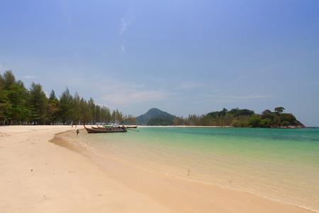 krabi: Tropical sea at Krabi , Thailand