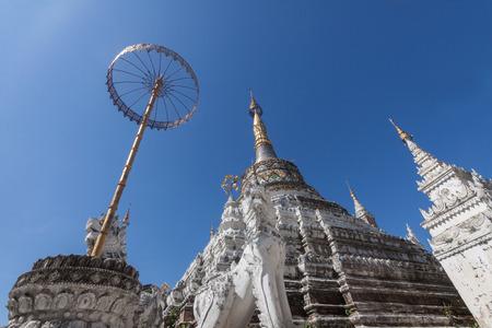 fang: Saen Fang temple in Chiang Mai , Thailand