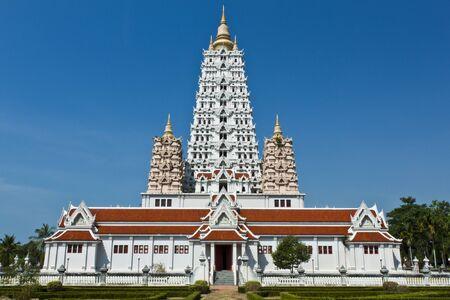 southeastern:  Pagoda in Wat Yan of Thailand