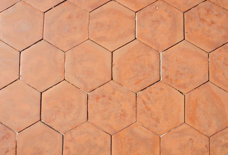 This is a pavement in Sanam Chandra Palace, Nakornpratom province, Thailand.