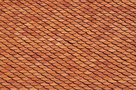 This is a pattern of a Thai styles house, Thailand.