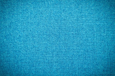 blue fabric texture Stock Photo