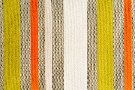 A striped fabric as a backbround and pattern Stock Photo - 7704921