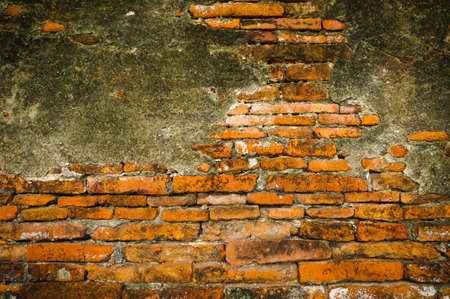 A brick wall pattern photo