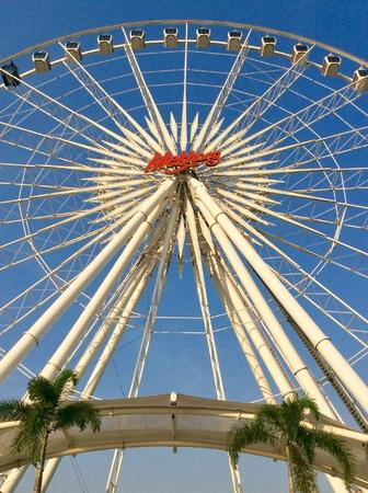 riverfront: Ferris wheel at Asiatique the riverfront, Bangkok