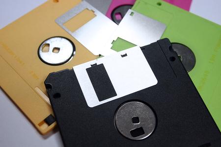 floppy: floppy disce
