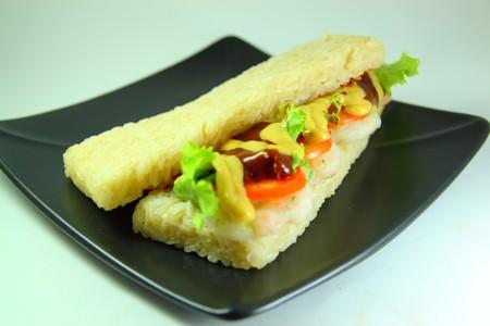 rice sandwich