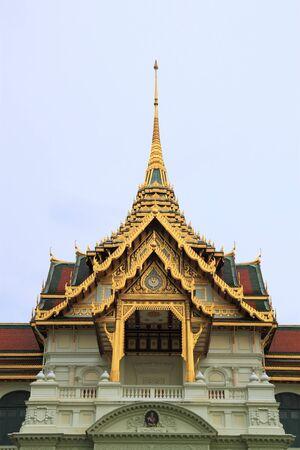Thai Palace Stock Photo