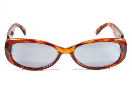 Trendy sunglasses isolated