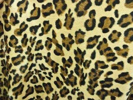 Fond peau de l�opard