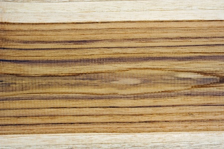Two tone teak wood texture of the Thailand.