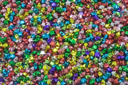 Multicolor background star Stock Photo - 10380838
