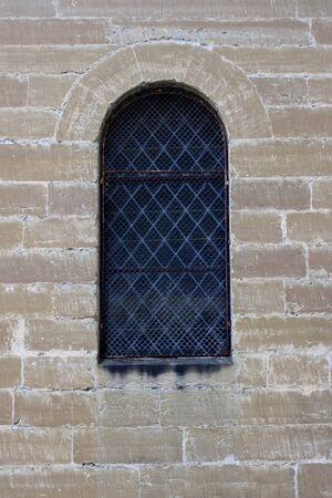 Old small windows photo