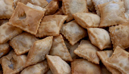pierogi: Delicious traditional snack originally France