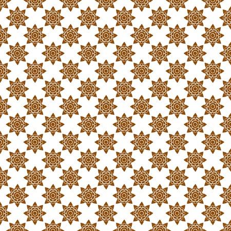 Line thai art pattern illustration. Stock Vector - 22711316