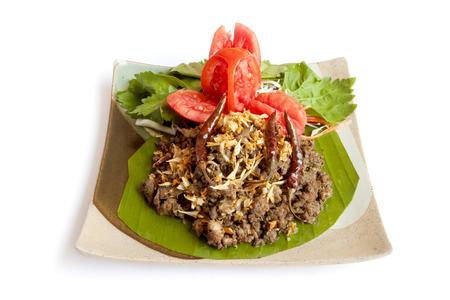 moo: LARB MOO, Delicious Northern Thai food.