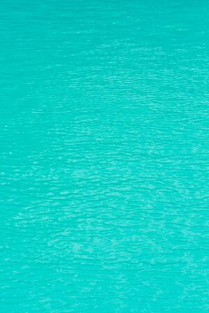 Water surface on the pool with slightly wave Stock Photo - 7115532