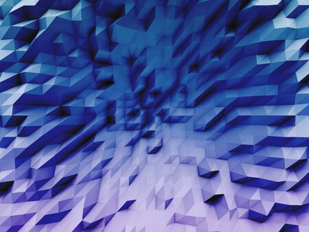 gradient background: Abstract Triangle Geometrical Background illustration