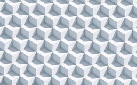 3d monochrome background with cubes, art, concept, background
